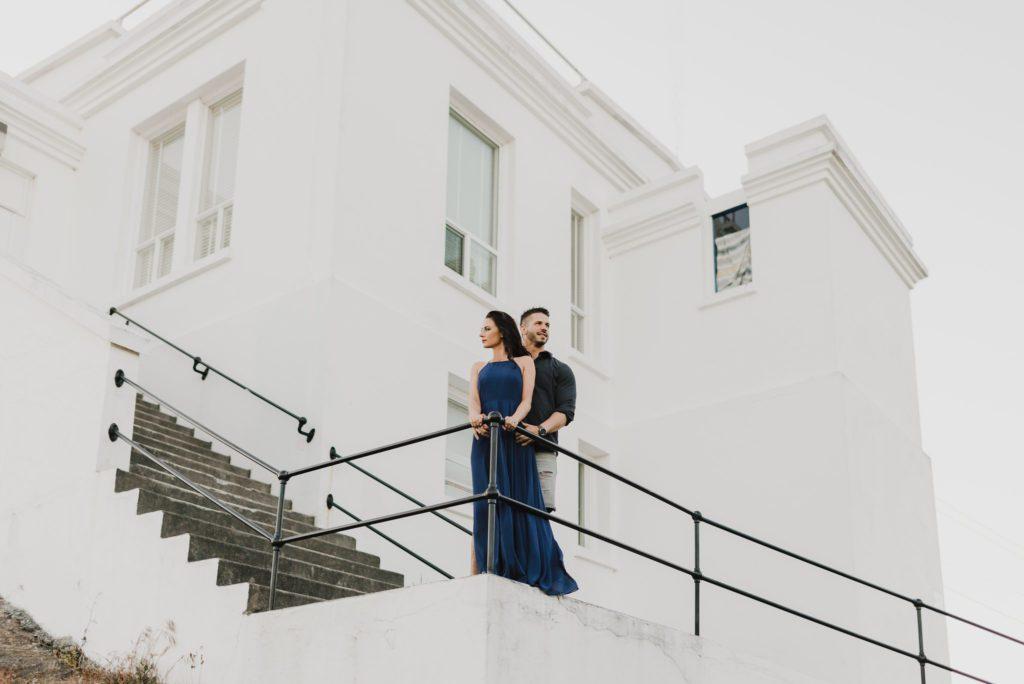 Andrea & Matt - Gonzales Observatory Engagement - 1