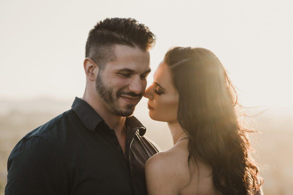 Andrea & Matt - Gonzales Observatory Engagement - 2