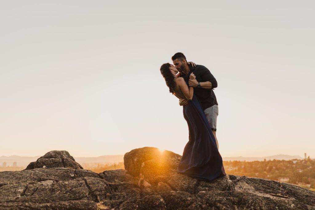 Andrea & Matt - Gonzales Observatory Engagement - 12