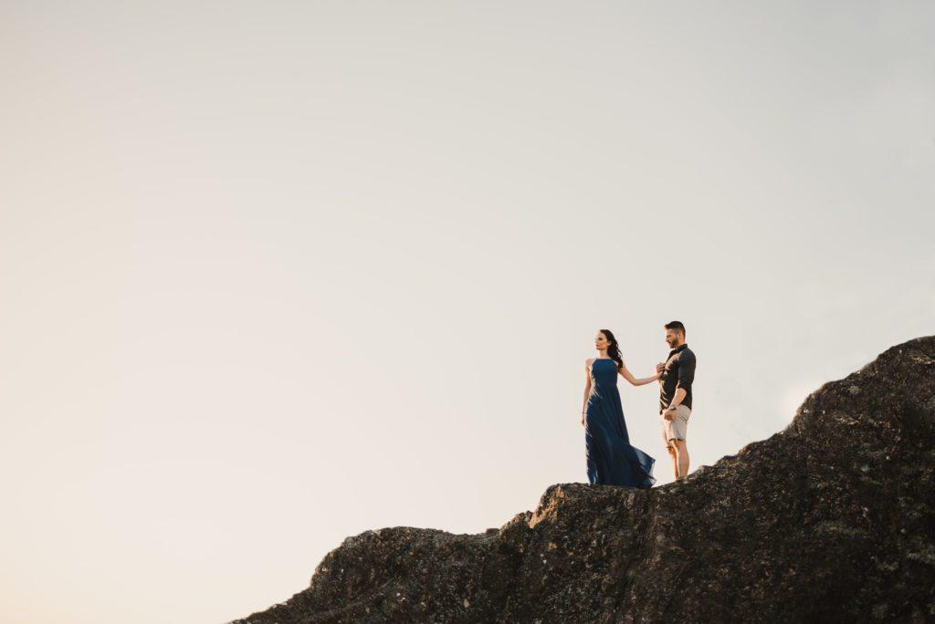 Andrea & Matt - Gonzales Observatory Engagement - 5